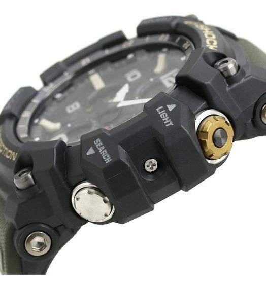 Relógio Casio G-shock Masculino Mudmaster Gsg-100-1a3dr