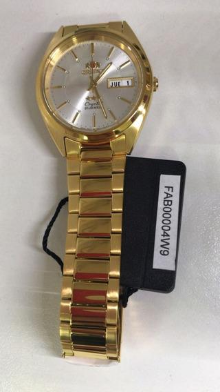 Relógio Orient Automático Clássico Fab00004wt9