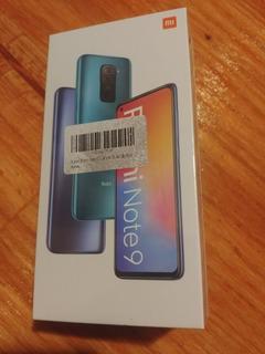 Xiaomi Redmi Note 9 128gb/4gb Polar White