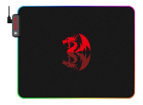 Imagem 1 de 6 de Mousepad Gamer Rgb Pluto