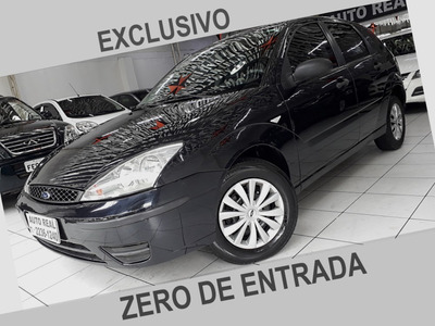 Ford Focus Completo Hatch 1.6 Flex / Temos Peugeot 307 Focus