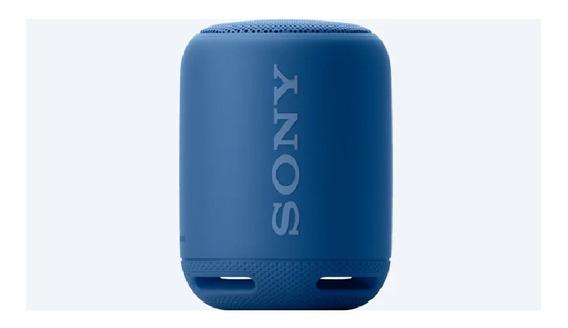 Caixa De Som Resistente A Água Bluetooth 4.2 Nfc Sony Xb12