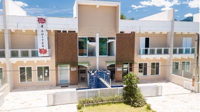 Casa Sobrado 4 Suítes Condominio Fechado Morada Da Praia