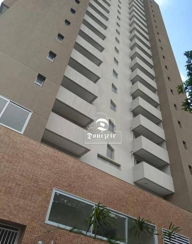 Apartamento Com 2 Dormitórios À Venda, 64 M² Por R$ 440.000,00 - Centro - Santo André/sp - Ap15545