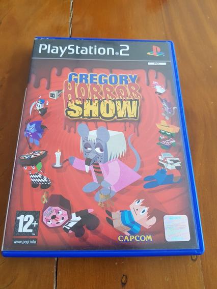 Gregory Horror Show Ps2 Europeu Original