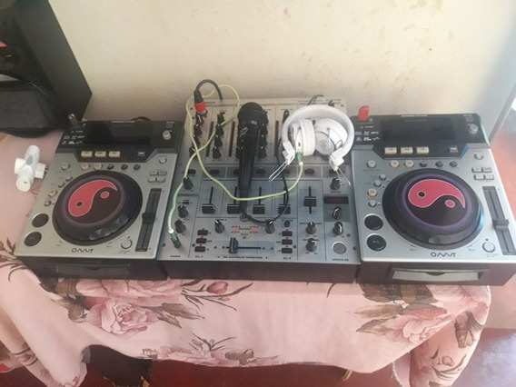 Cdj Napoli 5800 E Mix Djx 700