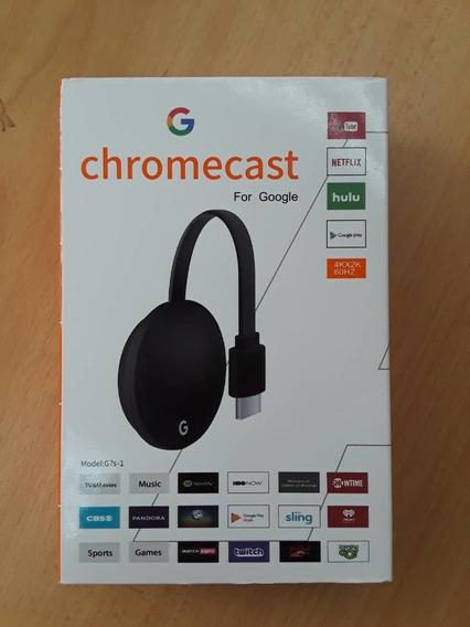 Chromecast 3era Generación 29verdes