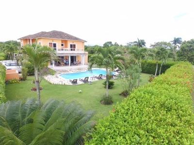 Hermosa Villa En Sosua