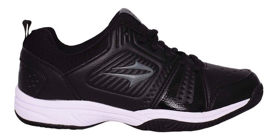 Topper Rally Tenis Paddle Eco Cuero Negras 25336