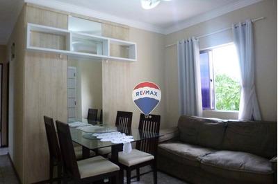 Apartamento Com 3 Dormitórios, 62 M² - Ed. Fernando Guilhon - Souza - Belém/pa - Ap0453