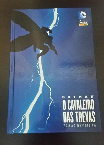 Batman Cavaleiro Das Trevas Encadernado Definitivo Capa Dura