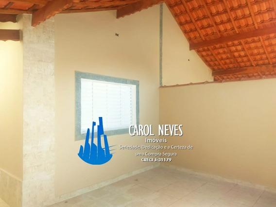 4465 - Casa Nova 2 Dormitórios Financiamento Bancário