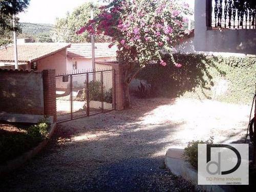 Chácara Com 4 Dormitórios À Venda, 3400 M² Por R$ 990.000,00 - Estiva - Louveira/sp - Ch0161