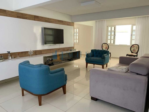 Imagem 1 de 10 de Ampla Casa Linear A Venda Em Manaíra - 37842