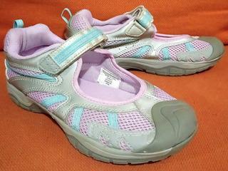 Zapatos Tenis Mary-janes Circo No.23 Niña O Dama Como Nuevos