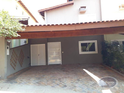 Casa Com 3 Dormitórios À Venda, 163 M² Por R$ 580.000 - City Ribeirão - Ribeirão Preto/sp - Ca1046