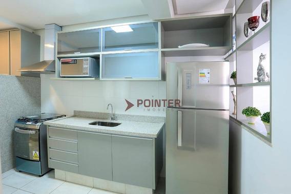 Apartamento Com 2 Dormitórios À Venda, 62 M² Por R$ 237.000 - Setor Leste Vila Nova - Goiânia/go - Ap0007