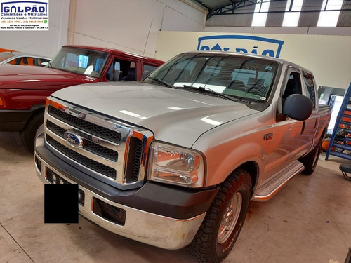 Ford F-250  Xlt  Cabine Dupla || Completa || - (2004)