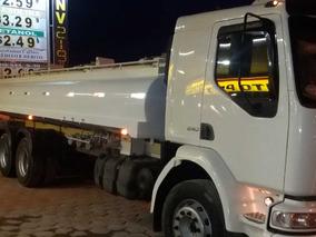 Caminhão Tanque 15000lts, Volvo Vm 23-240, Com Botom