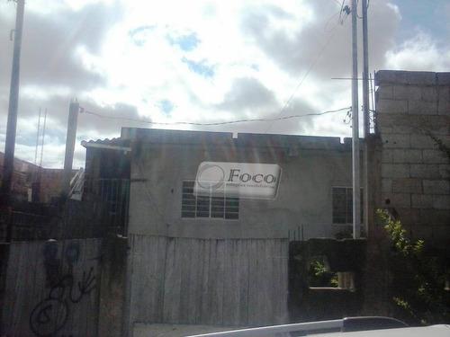 Sobrado Residencial À Venda, Parque Santos Dumont, Guarulhos - So0185. - So0185