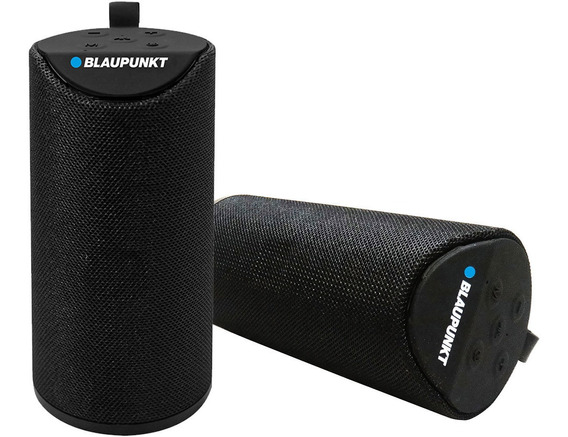 Parlante Bluetooth Portatil Blaupunkt Usb Sd Radio Fm Aux