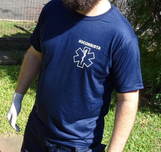 Camiseta Socorrista - Resgate