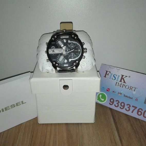 Reloj Diesel Mr. Daddy Dz7313 Original Moda 2018