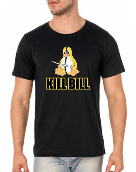 Camiseta Masculina Kill Bill 100% Algodão