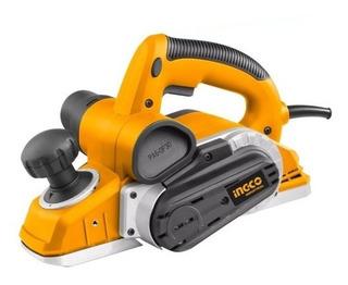 Cepillo Garlopa De Mano Carpintero Electrico Ingco 1050w Pl1