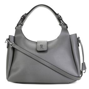 Bolsa Santa Lolla Handbag Na Cor Risco Cinza 2 - 207e