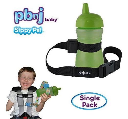 Pbnj Sippypal Baby Sippy Cup Strap Holder Correa Correa 1 Ne