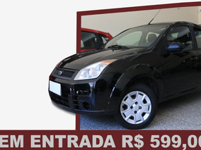 Ford Fiesta Sedan 1.6 Pulse Flex 4p/ Sem Entrada R$599,00