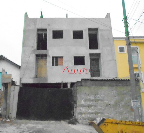 Cobertura À Venda, 70 M² Por R$ 520.000,00 - Vila Metalúrgica - Santo André/sp - Co0144