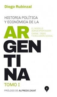 Historia Política Y Económica De La Argentina 4 Tomos (pe)