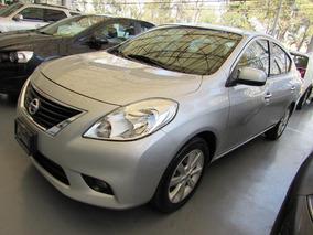 Nissan Versa 2014 4p Exclusive Aut