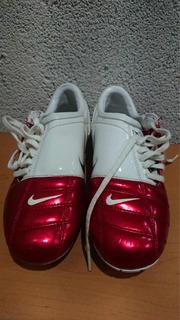 Zapatos Tacos De Fútbol Nike Total 90