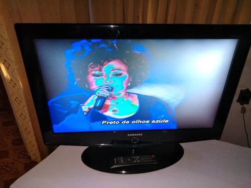 Tv Samsung Ln32r71bax Defeito Placa T-con