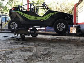 Grand Cherokee Zj 1995 Tipo Buggie Rzr Tubular Modificado