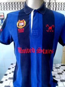 Camisa Polo Play Rugby United States