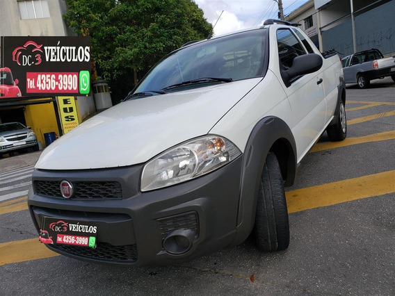 Fiat Strada Working 1.4 Flex - Cabine Estendida - Completa