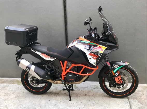 Ktm 1290 Super Adventure R (la Version Top)