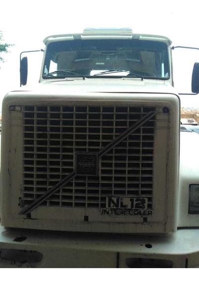Caminhão Volvo Nl12 360 6x2 Único Dono Ano 1995