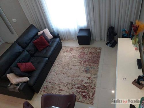 Casa À Venda, 113 M² Por R$ 715.000,00 - Chácara Canta Galo - Cotia/sp - Ca1970