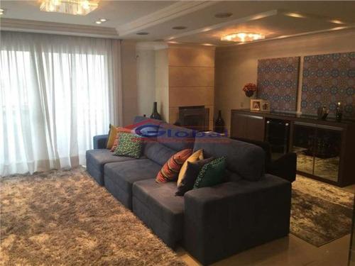 Venda Apartamento - V. Bastos - Santo André - Gl39145