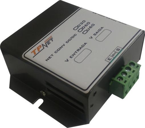 Conversor Dc/dc U60 Adaptador Transformador - Tpnet