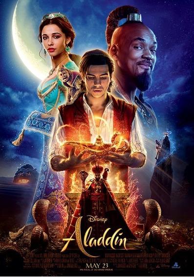 Filme Aladdin - Midia Digital
