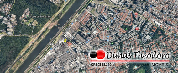 Área Comercial 10.000 M² Santo Amaro -sp Venda Judicial - 1917