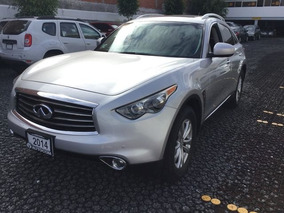 Infiniti Qx70 3 Qx70 3.7 V6 Seduction 2014 Seminuevos