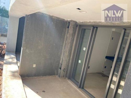Studio Com 1 Dormitório À Venda, 25 M² Por R$ 420.000 - Vila Madalena - São Paulo/sp - St0206