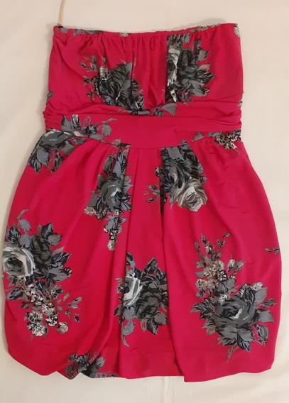 Vestido Strapless (usa) Talle M